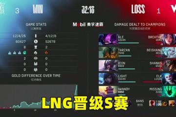 WE苦吞11败场被淘汰LNG刷新队史收获LPL四号种子微笑再次破防